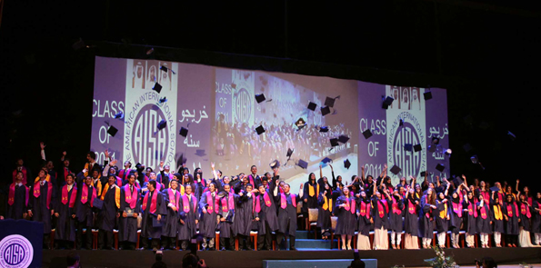 American International School - Graduation Ceremony