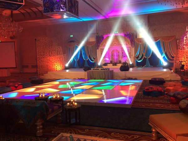 Themed & Private VIP parties, Bollywood Theme, Arabic Theme, Villa Lighting, Pool Parties Dubai